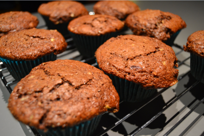 chocolate surprise muffins final