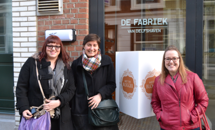 With fellow Brussels Bloggers: on (glorious) food & wine AND the hungry explorer