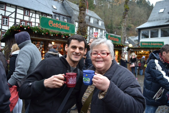 monschau him and mom