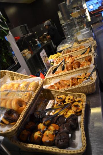 natural cafe buffet