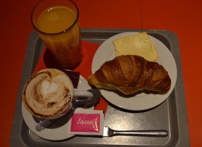 natural cafe tray
