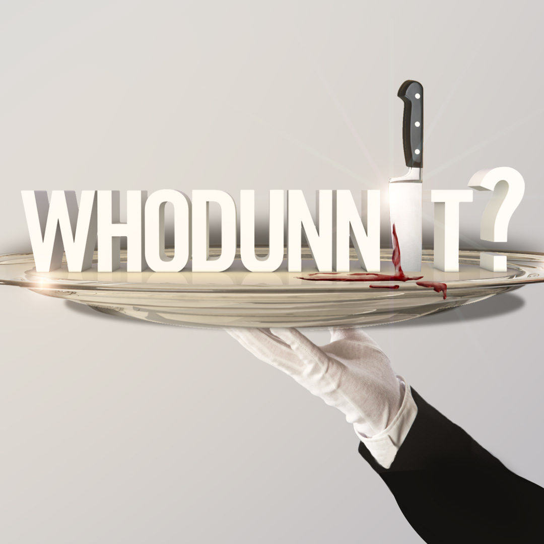 Mystery: Murder Mystery Dinner Parties…. #win 2 Spaces