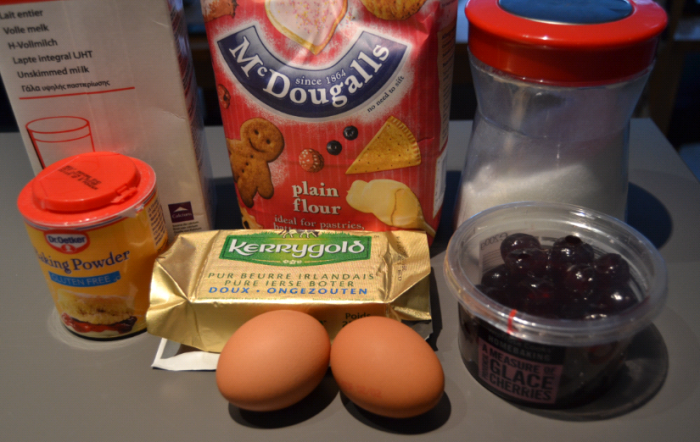 cherry madeira cake ingredients