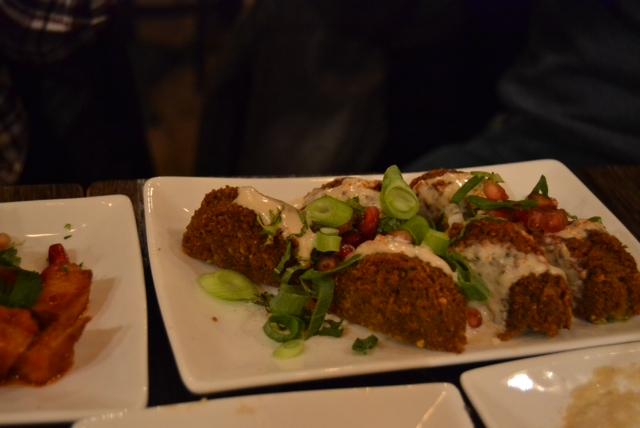 Falafel (yum yum)