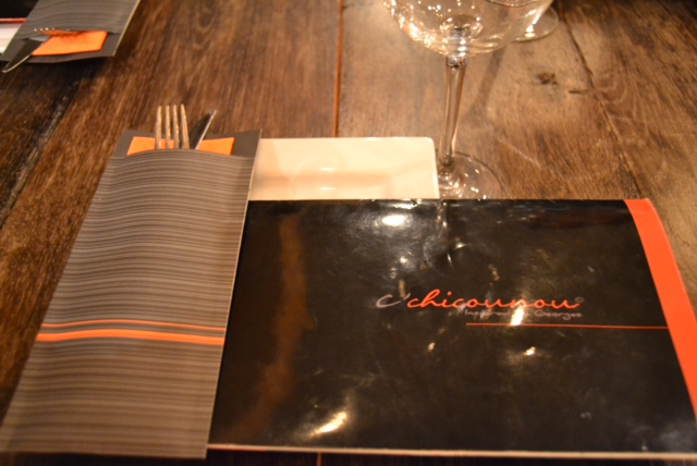 chicounou table