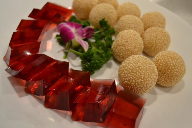 chinese new year dessert