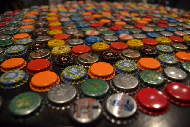 Timmermans bottle caps