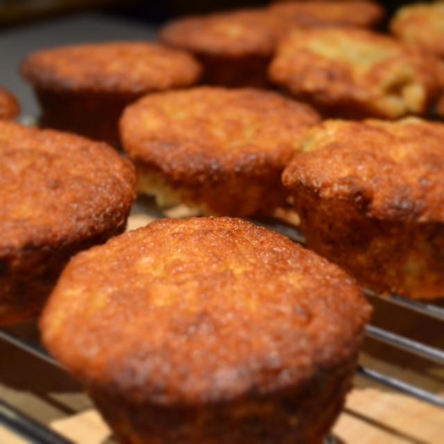 banana muffins final