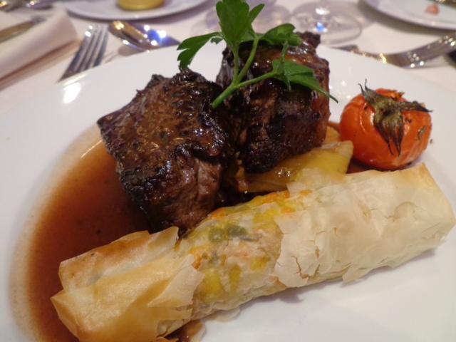 irish ball steak