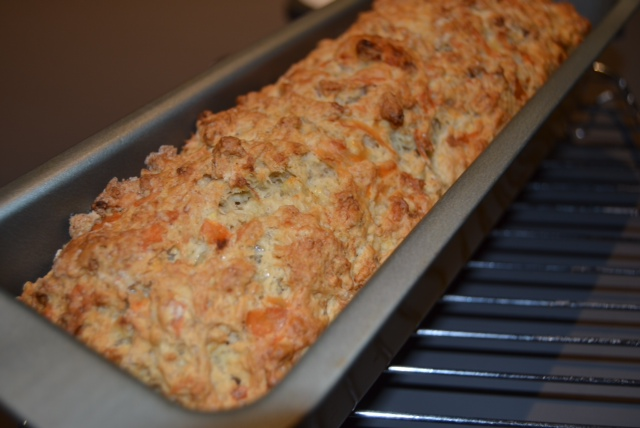 apple cheese bread post oven 2
