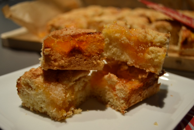 apricot jam biscuits 1