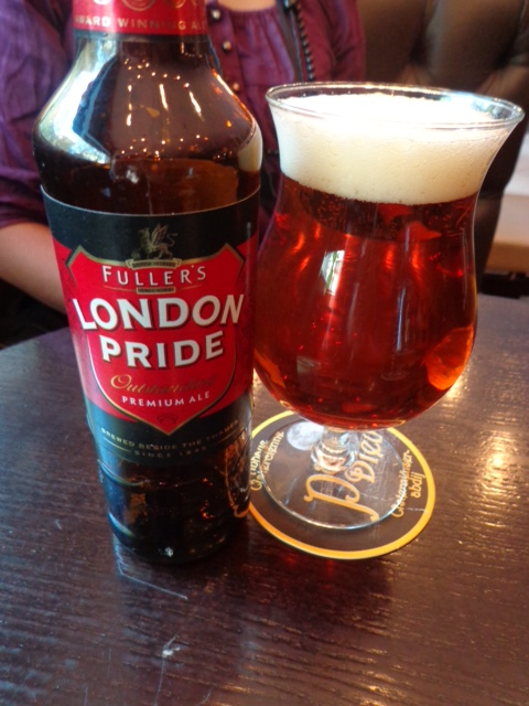 black sheep london pride ale