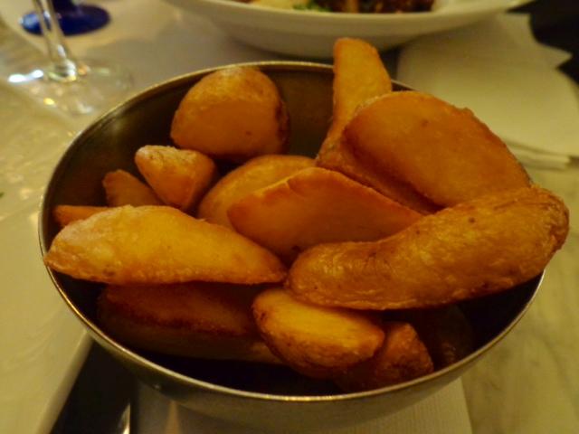 Real potato ....