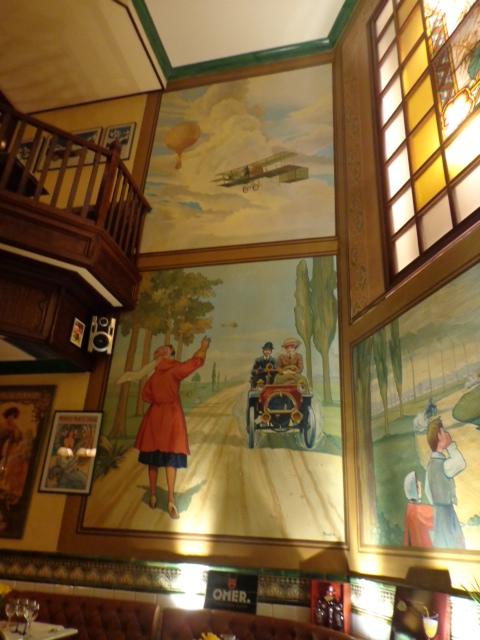 le bugatti mural 2