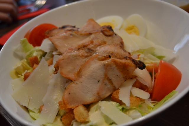 loft caesar salad