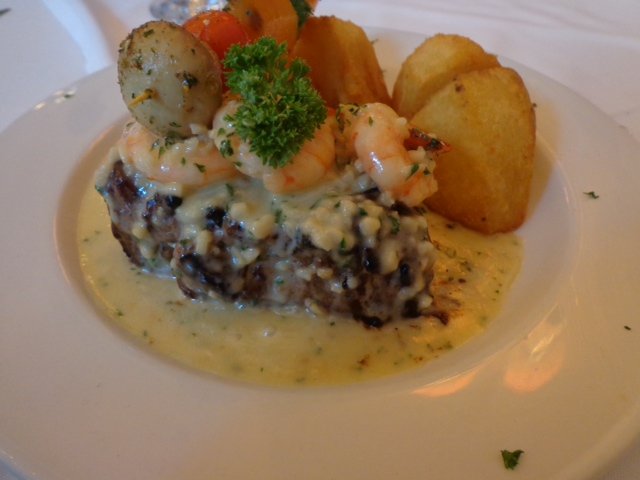 dales garlic steak 1