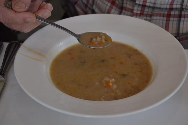 Uncle A's bowl of soup