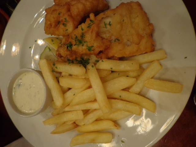 squires fish and chips