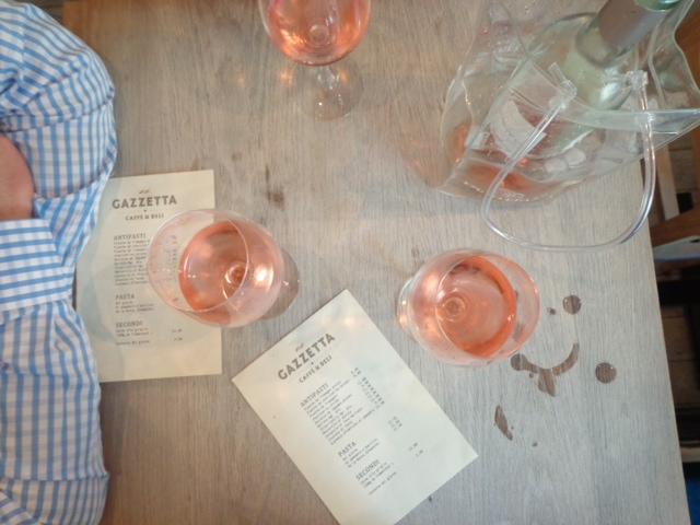 gazzetta table wine