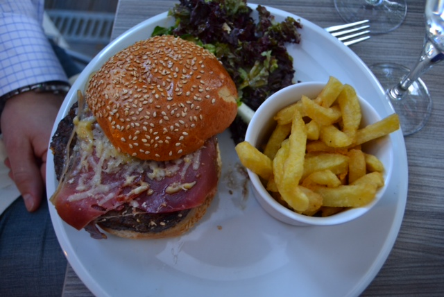 les canailles bacon burger