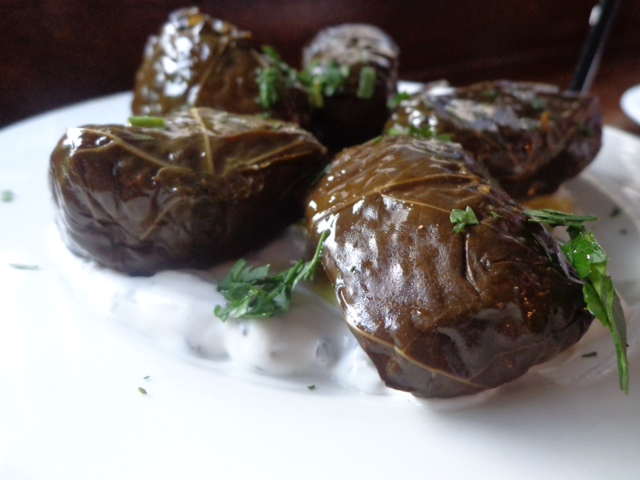 the real greek dolmades