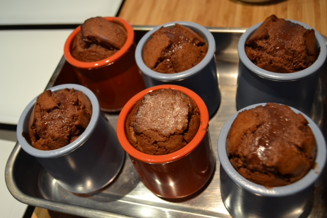 choc pots post oven