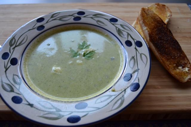 green soup 4