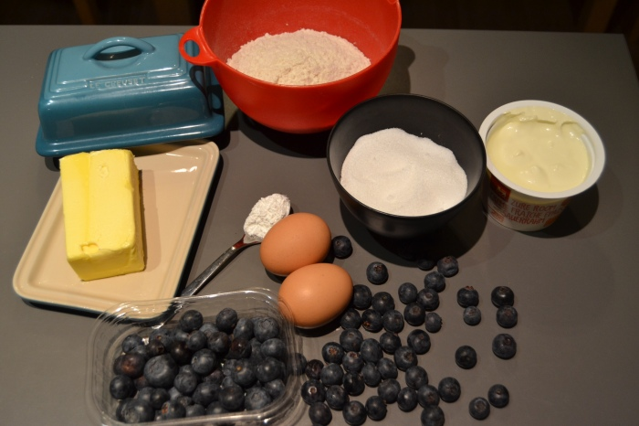 blueberry ingredients