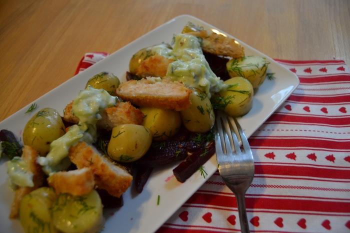 beetroot salad 3