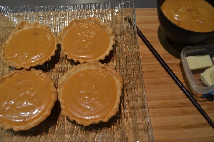 caramel tarts 1