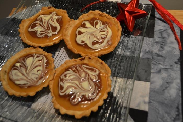 caramel tarts 2