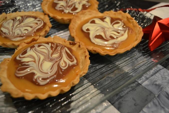 caramel tarts 3