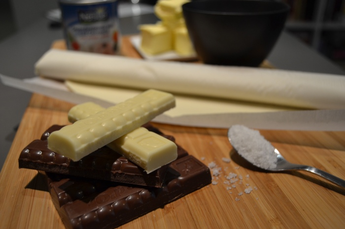 caramel tarts ingredients 2