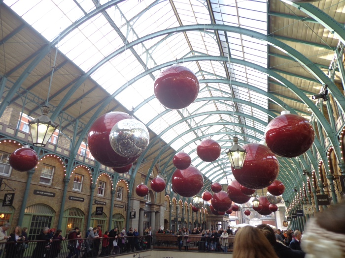 christmas in covent gardens