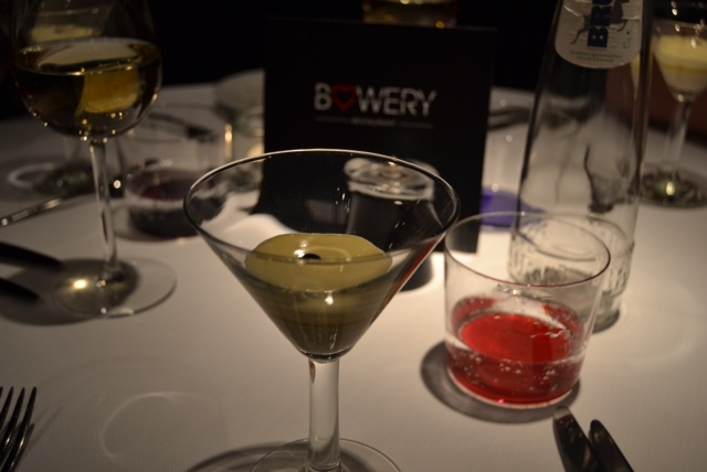bowery foie gras creme