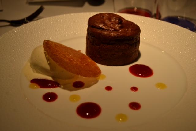 bowery moulleux chocolat