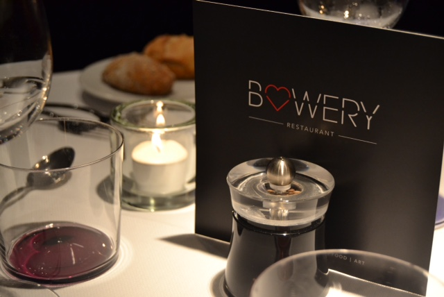 bowery table