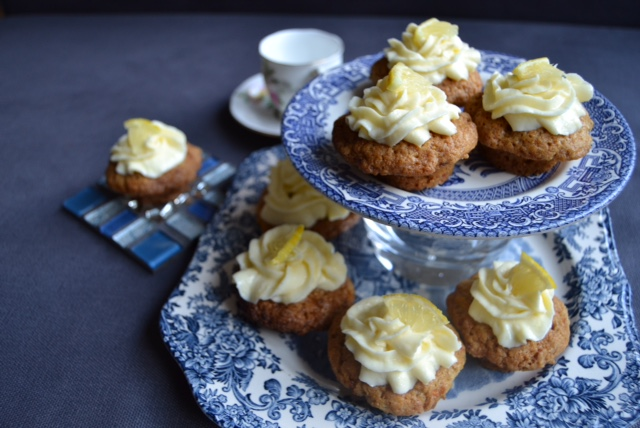carrot cakes 1