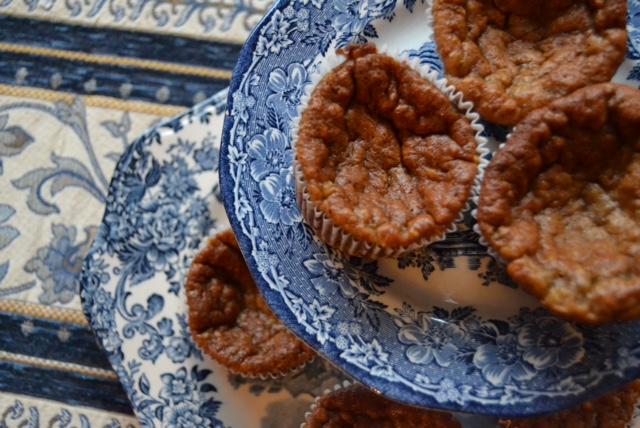 gluten free banana muffins 1