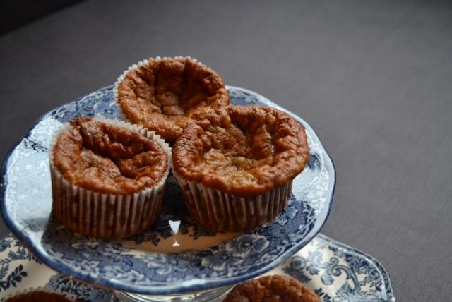 gluten free banana muffins 3