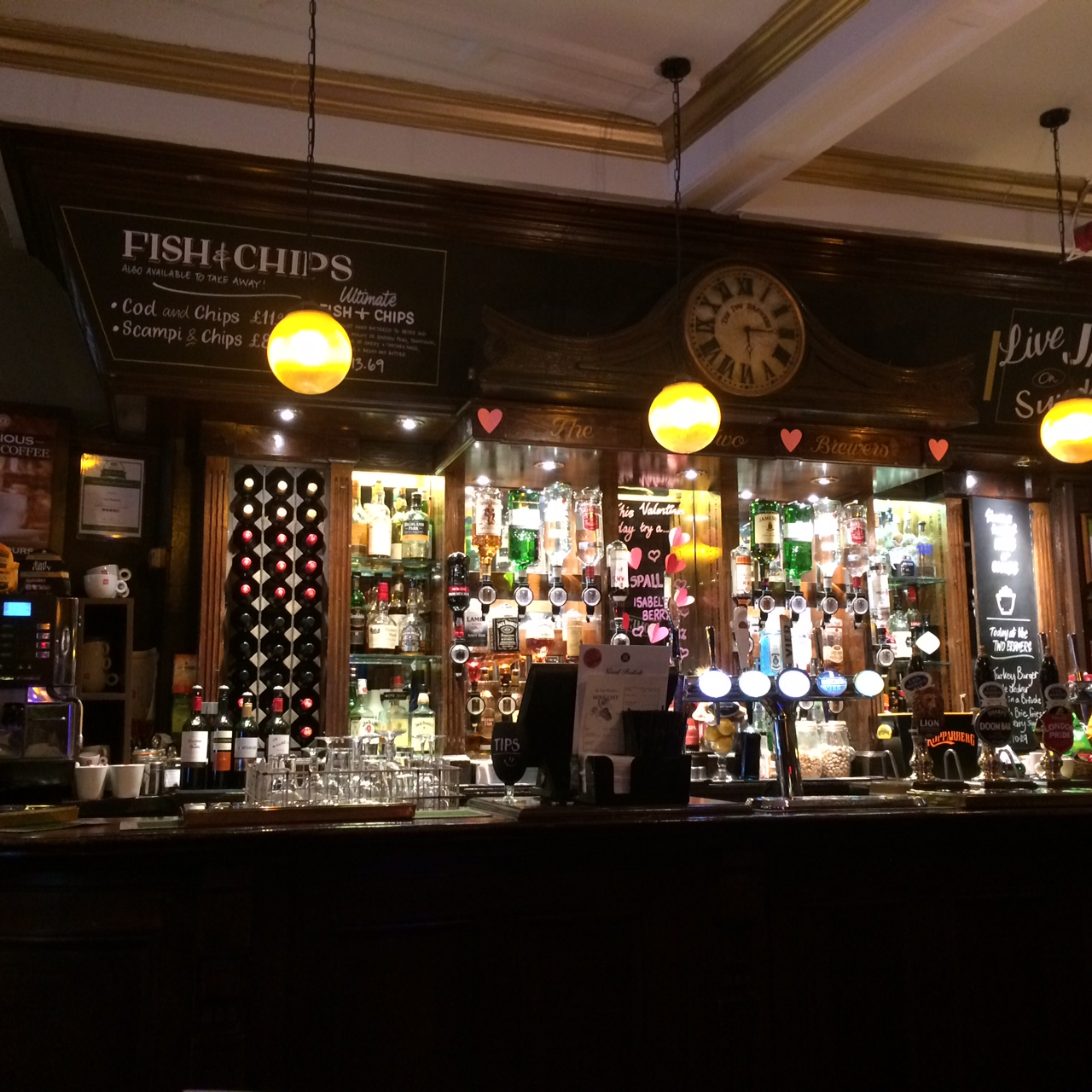 Pub lunch at Two Brewers (Covent Garden, London) | whyiamnotskinny