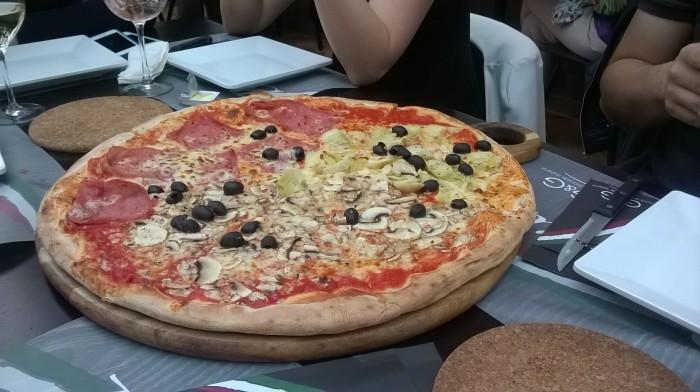 G&G pizza