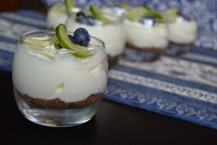 lime mousse pie 1