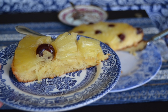 pineapple upside down cake 4