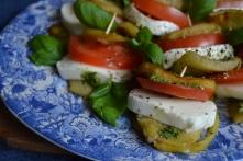 aubergine caprese 2