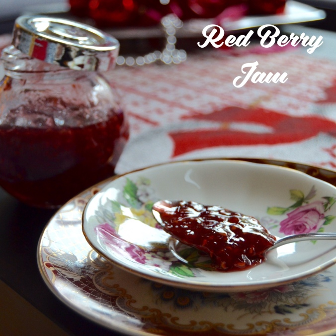red berry jam 1