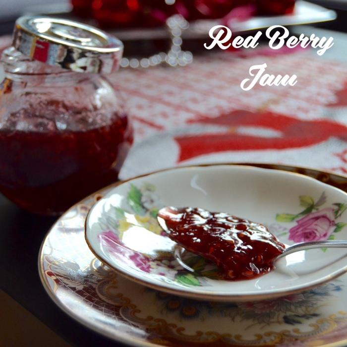 red berry jam 1