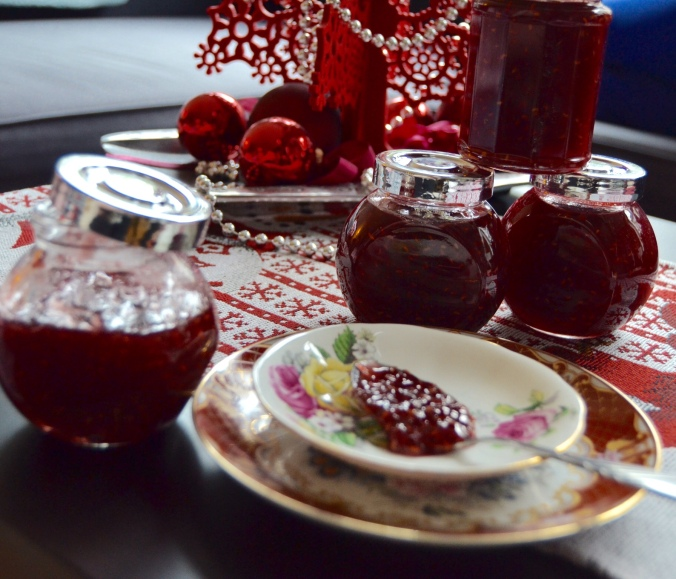 red berry jam 4