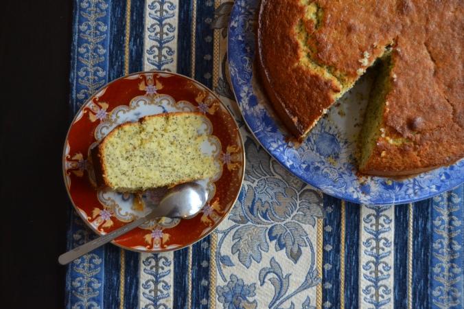 lemon poppyseed cake 2
