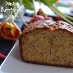 buttermilk banana loaf 1